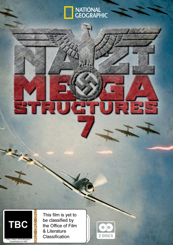 Nazi Megastructures 7 on DVD