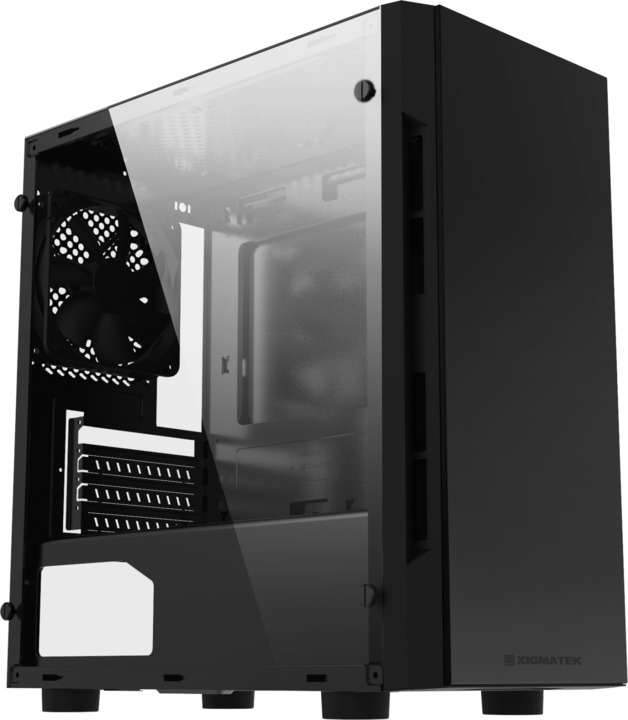 Xigmatek Nemesis M Mini Tower Case Black