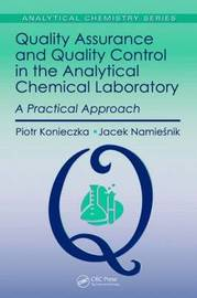 Quality Assurance and Quality Control in the Analytical Chemical Laboratory image