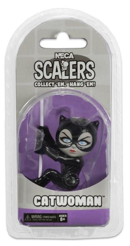 "Scalers: Catwoman - 2"" Collectible Mini Figure"