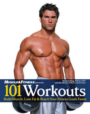 101 Workouts For Men by Michael Berg image