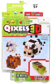 Qixels 3D: Refill Pack - Animal Ranch