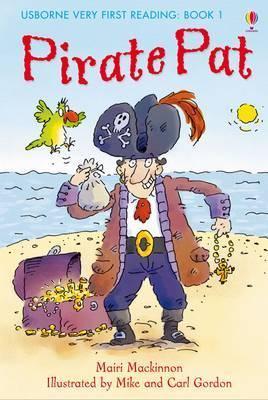Pirate Pat by Mairi Mackinnon image