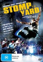 Stomp The Yard on DVD
