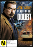 Jesse Stone: Benefit Of The Doubt DVD