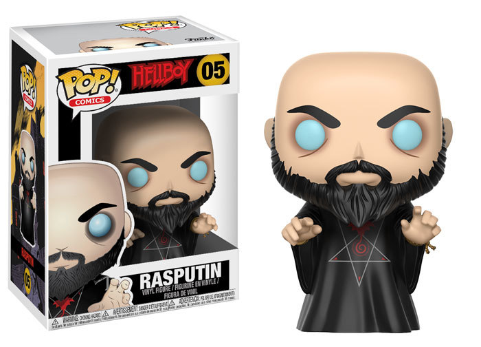 Hellboy - Rasputin Pop! Vinyl Figure image