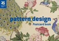 Pattern Design Postcard Book by National Trust image
