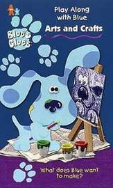 Blue's Clues - Arts & Crafts on DVD