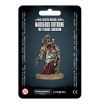 Warhammer 40,000: Death Guard - Nauseous Rotbone The Plague Surgeon image