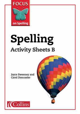 Spelling by Joyce Sweeney image