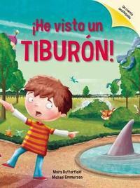 He Visto Un Tiburon by Moira Butterfield