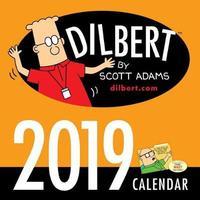 Dilbert 2019 Wall Calendar by Scott Adams