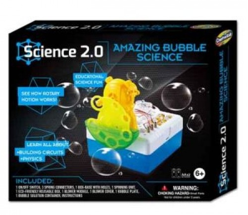 Science 2.0: Amazing Bubbles - Science Kit image