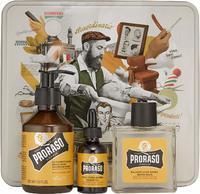Proraso: Wood Spice Beard Care Gift Set in Tin Box