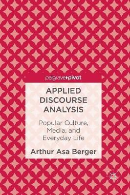 Applied Discourse Analysis by Arthur Asa Berger image