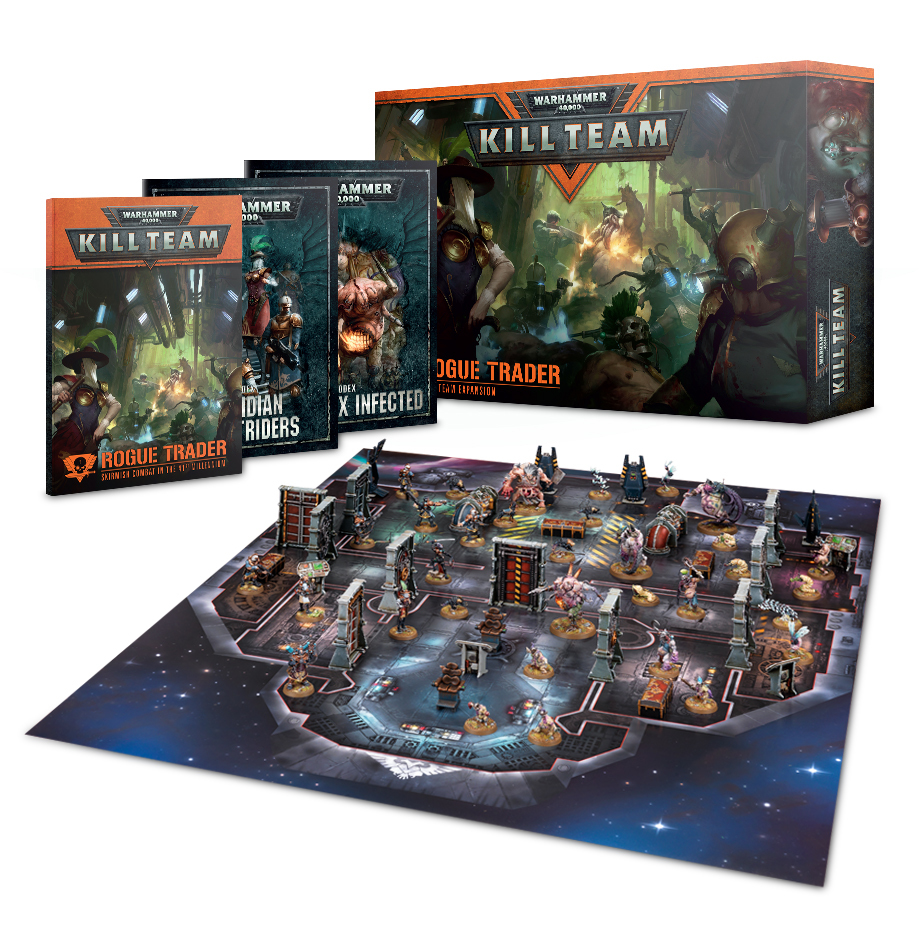 Warhammer 40,000: Kill Team Rogue Trader image