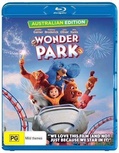 Wonder Park on Blu-ray
