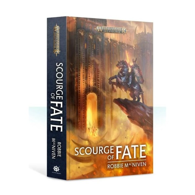 Scourge Of Fate by Robbie MacNiven