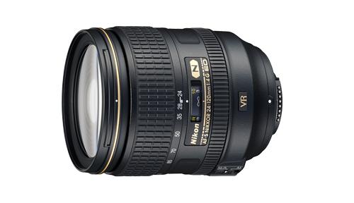 Nikon Nikon: AF-S NIKKOR 24-120mm - F4 G ED VR