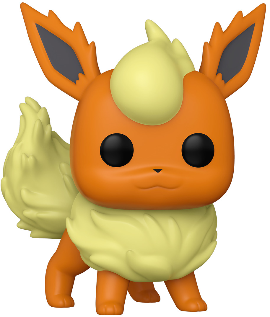 Pokemon: Flareon - Pop! Vinyl Figure image