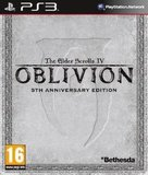 Elder Scrolls IV Oblivion 5th Anniversary Edition for PS3