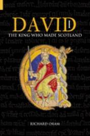 David I by Richard Oram image