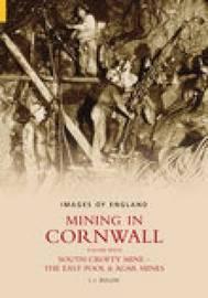 Mining in Cornwall Vol 7 by L.J. Bullen image