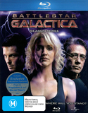 Battlestar Galactica - The Complete Third Season on Blu-ray