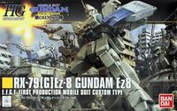 HGUC 1/144 Gundam Ez8 - Model Kit