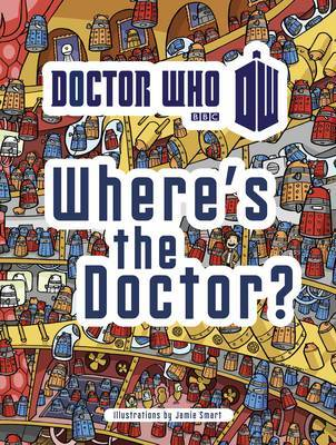 Doctor Who: Where's the Doctor? image
