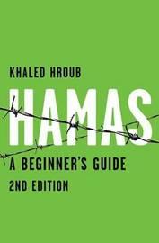 Hamas by Khaled Hroub image
