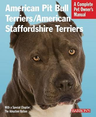American Pit Bull/American Staffordshire Terriers by Joe Stahlkuppe
