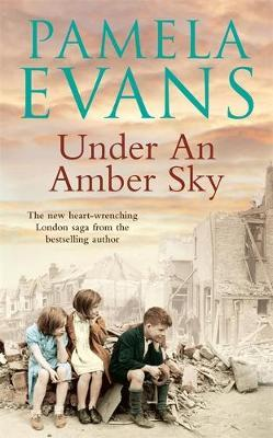 Under an Amber Sky by Pamela Evans