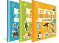 The Stickerbook Timeline Collection by Christopher Lloyd