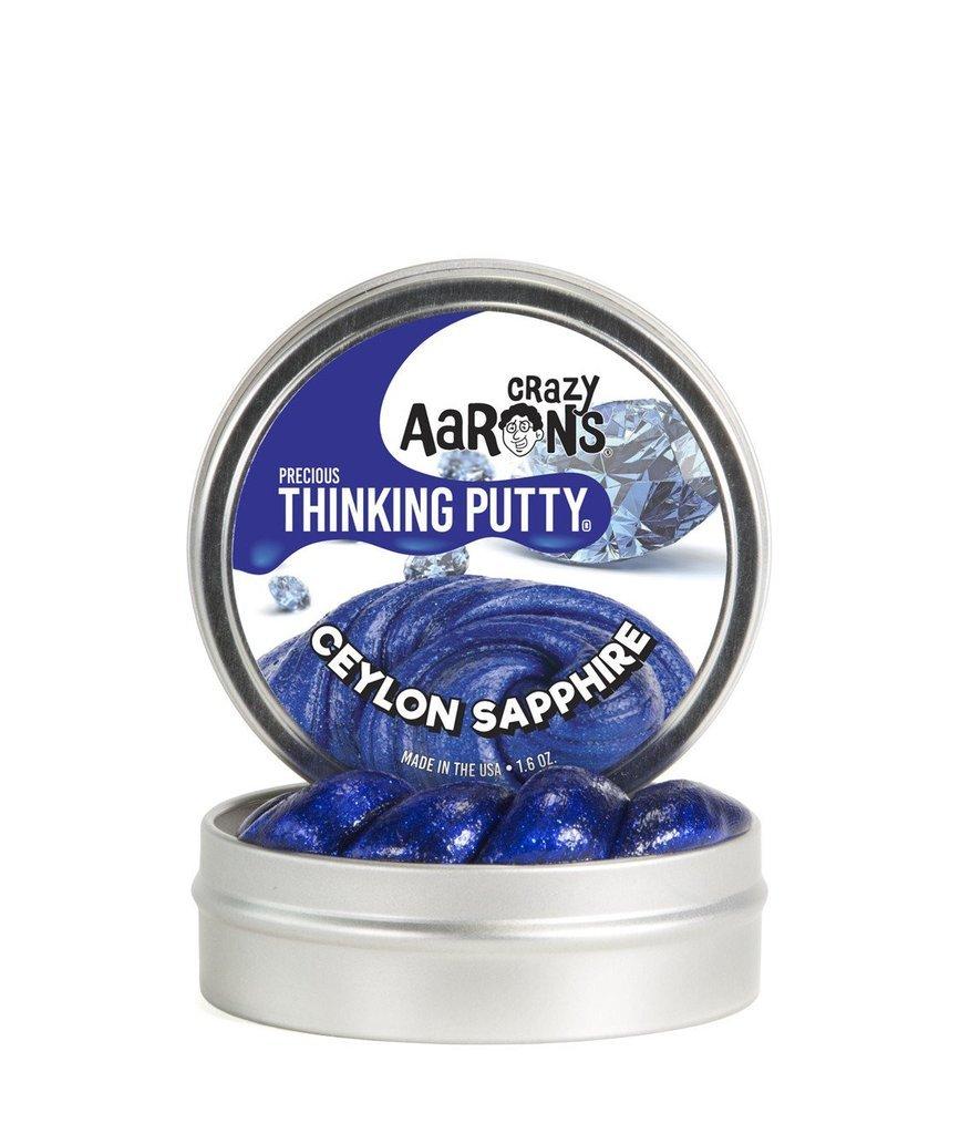 Crazy Aarons Thinking Putty: Ceylon Sapphire image