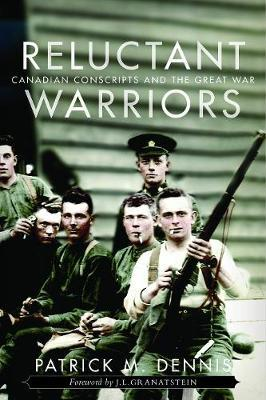 Reluctant Warriors by Patrick Dennis image