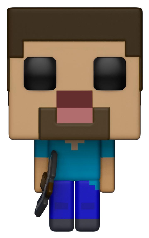 Minecraft - Steve Pop! Vinyl Figure image
