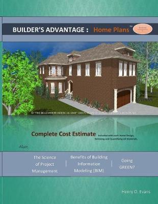 Builder's Advantage by Henry O Evans image