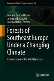 Forests of Southeast Europe Under a Changing Climate