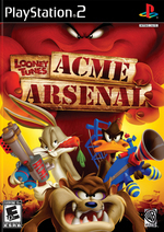 Looney Tunes: Acme Arsenal for PlayStation 2