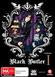 Black Butler (Kuroshitsuji) Collection 1 (2 Disc Set) on DVD