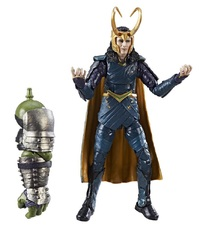 "Marvel Legends: Loki - 6"" Action Figure"