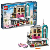 LEGO Creator: Downtown Diner (10260)