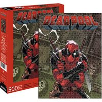 Marvel: 500 Piece Puzzle - Deadpool Cover