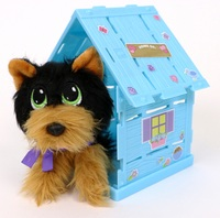 Rescue Runts: Babies Plush - Yorkie