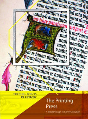 The Printing Press by Richard Tames image