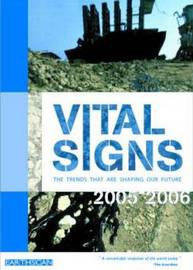 Vital Signs 2005-2006 by Worldwatch Institute image