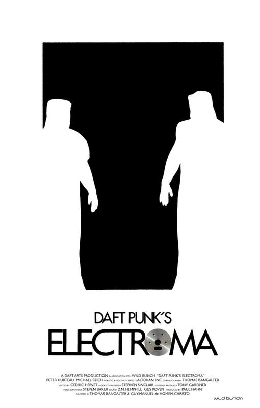 Daft Punk's Electroma on