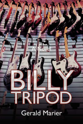 Billy Tripod by Gerald Marier
