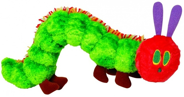 Very Hungry Caterpillar - Beanie Toy